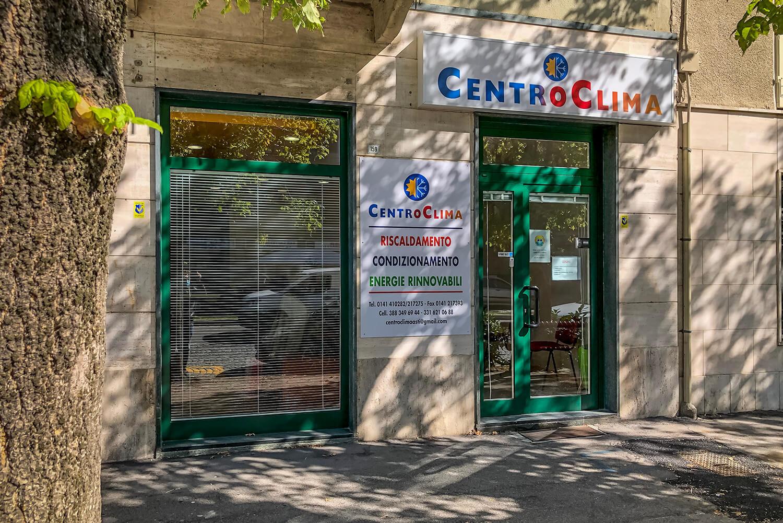 Centro Clima di Menegaldo Fabio ad Asti in Corso Torino 159